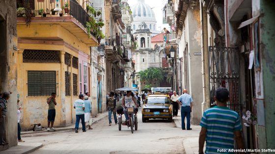 Gentrifizierung in Havanna - Blickpunkt Lateinamerika