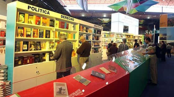 Internationale Buchmesse in Guadalajara, Mexiko. Foto: tusideascobranvida, CC BY 2.0
