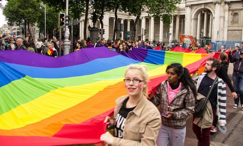 """March for Marriage"" 2014 in Irland (Symbolfoto: Sebastian Dooris/Flickr)"