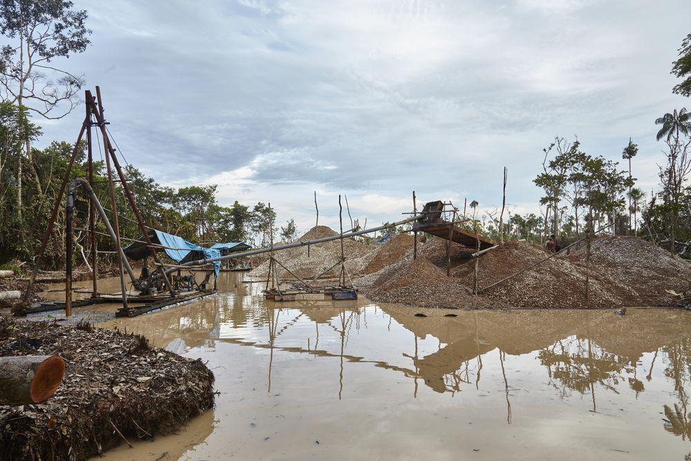 Podcast: Goldrausch und Rohstoffhunger in Peru