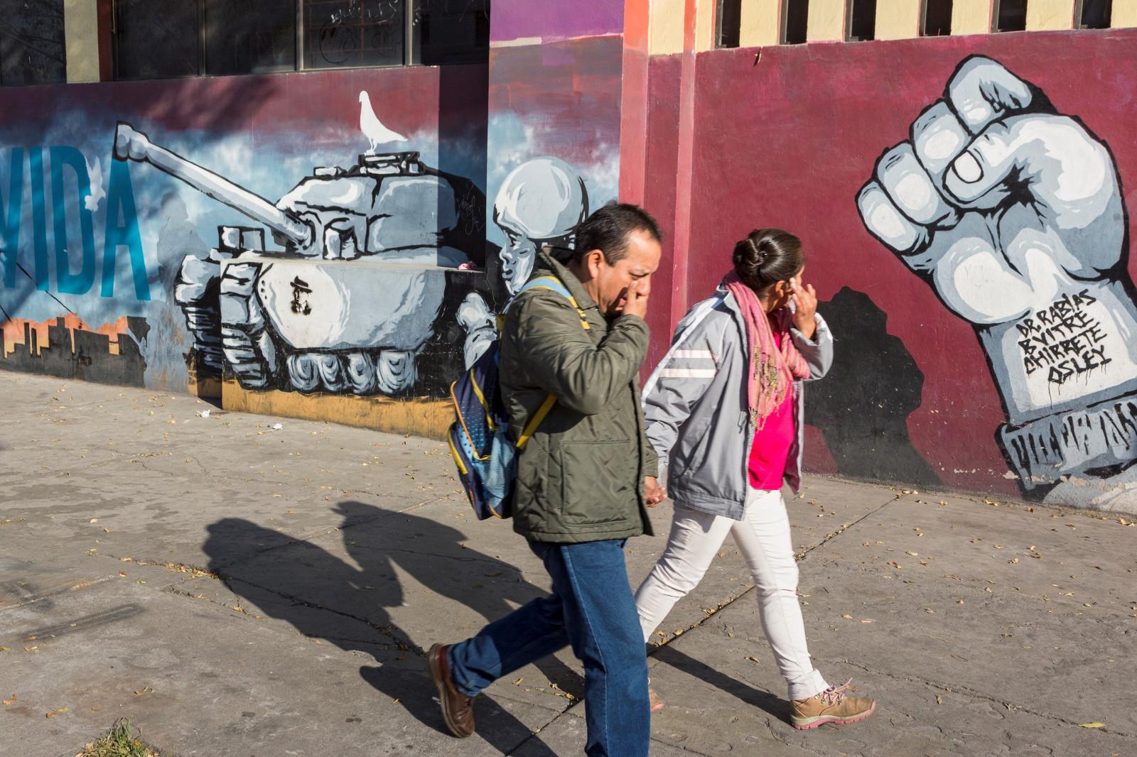 Mexiko-Stadt vor und nach dem Abnehmen